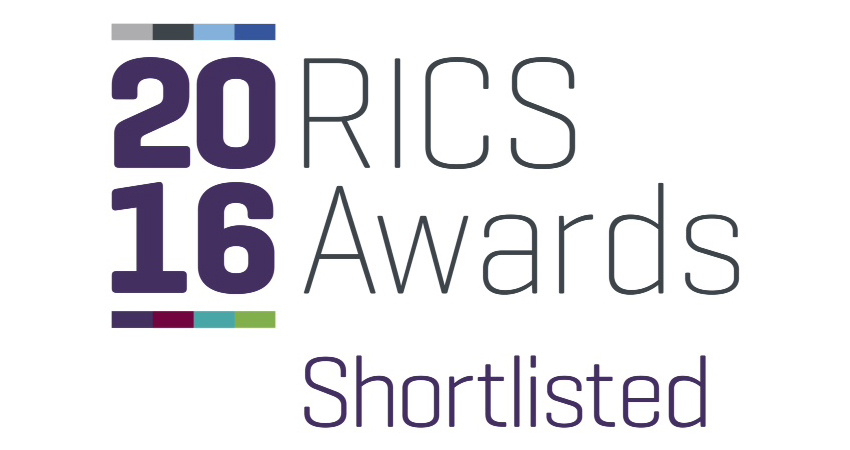 RICS Awards 2016 Shortlisted
