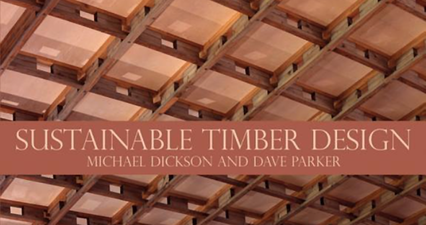 Sustainable Timber Design HCA Hub Michael Dickson and Dave Parker