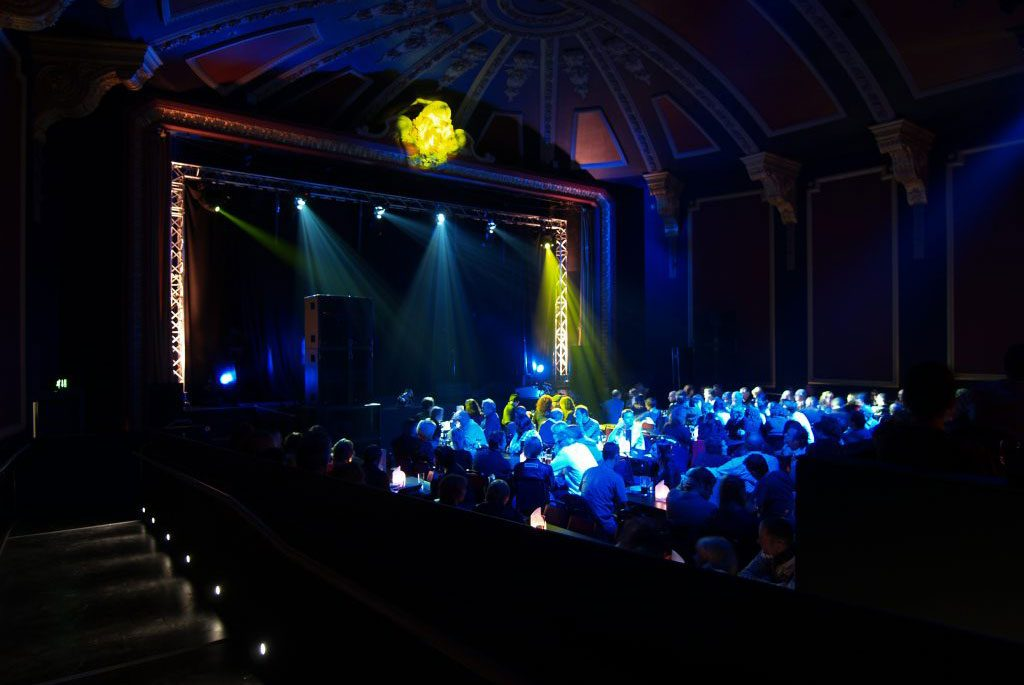 Hewitt Studios Awards Komedia Bath