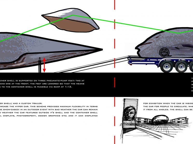 Arash Motor Company UFO Concept