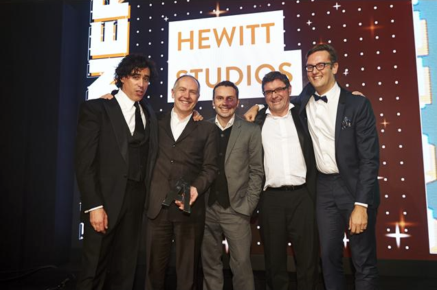 BD AYA Sustainability Architect of the Year Award Hewitt Studios Paul Younger John Hewitt Stephen Mangan AYA