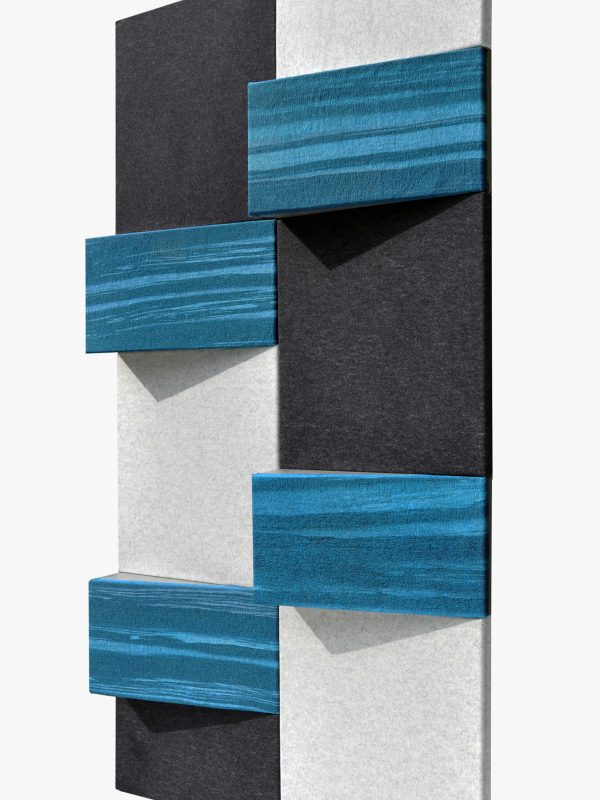 Wedges Gill Hewitt Studios Acoustic Textile Panel