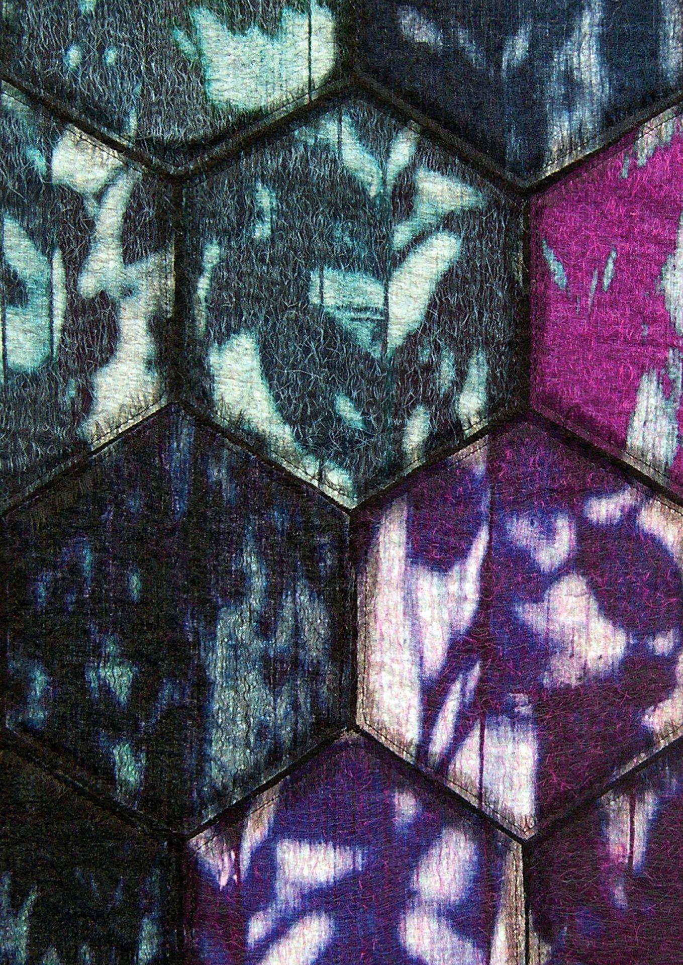 Gill Hewitt Studios Katsura Textile Acoustic Panels