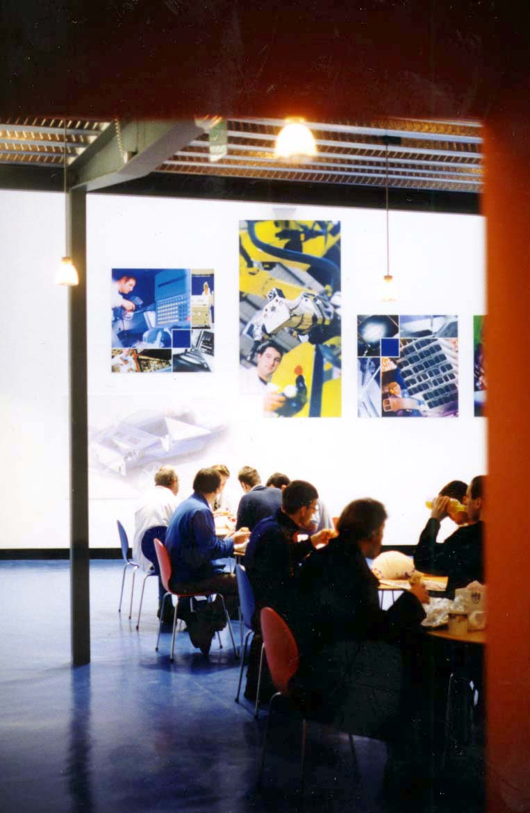Hydro Norsk Automotive Refectory Cafe
