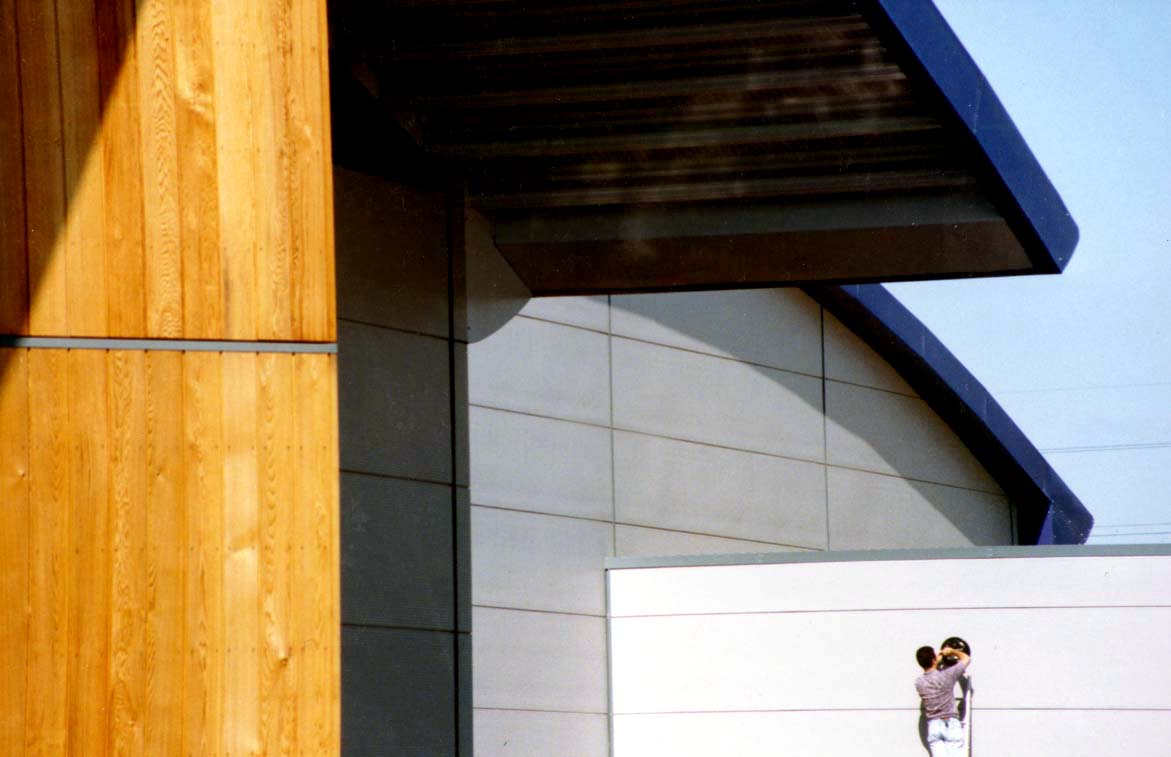 SouthCo Timber Metal Cladding