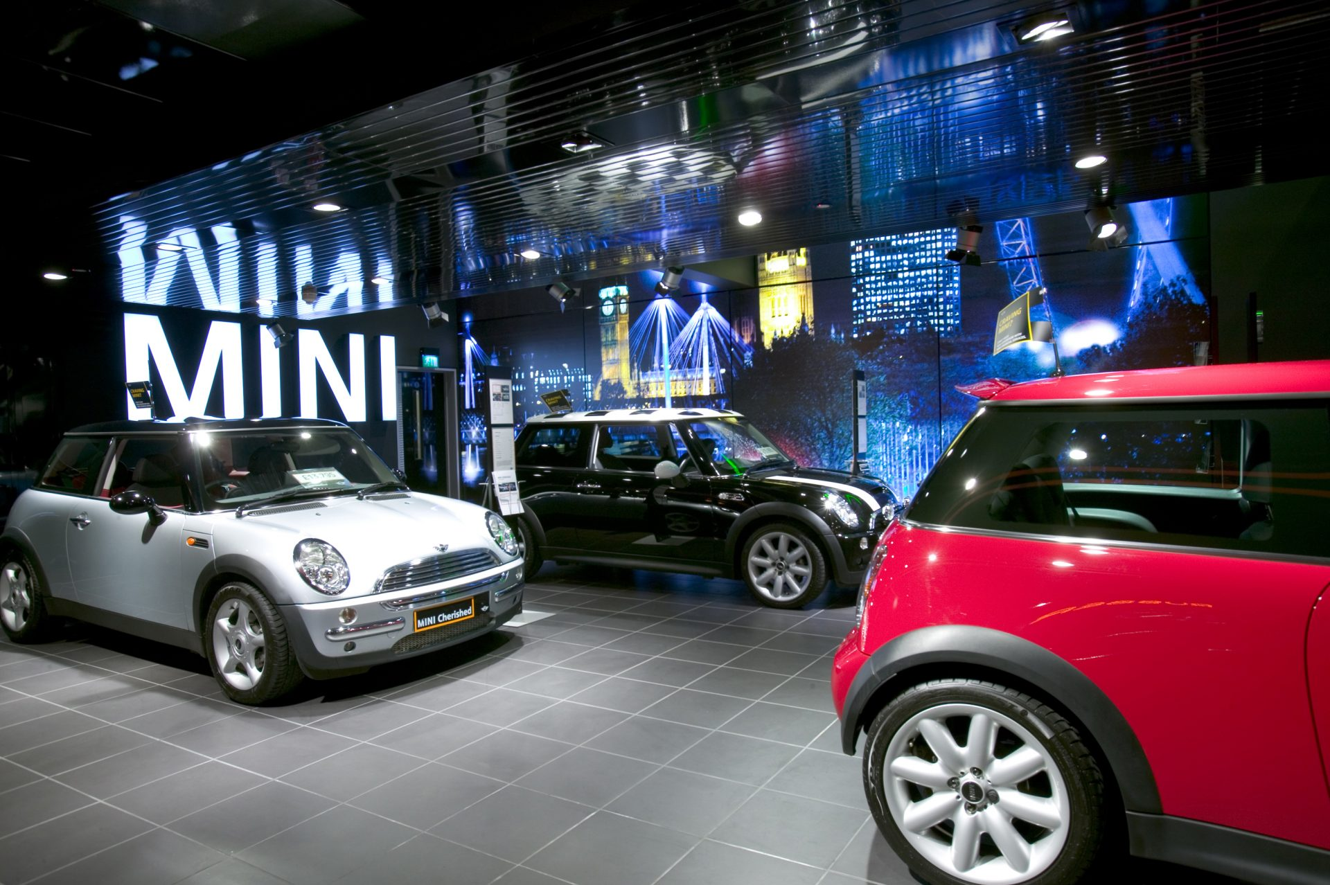 MINI Park Lane London Cooper S