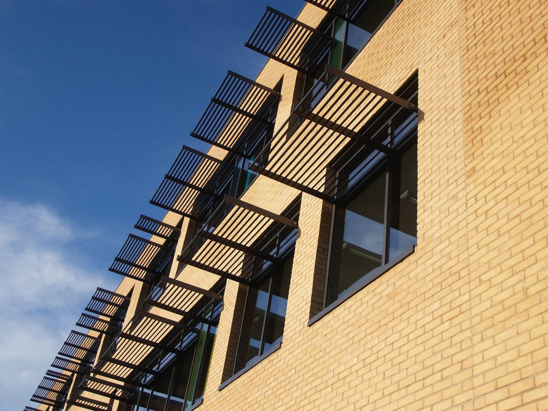 97 Milton Park Office Building Brick