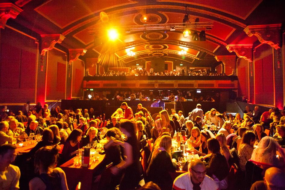 Komedia Bath Comedy Club Cafe Bar Cinema Conversion Auditorium