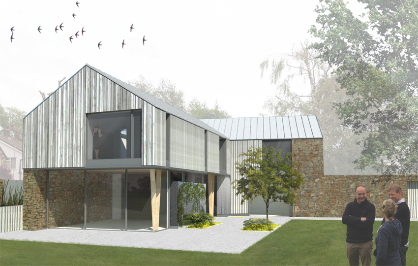 Passivhaus Green Home planning permission