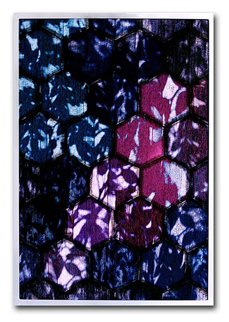Katsura Shadows Gill Hewitt Studios Acoustic Textile Panel