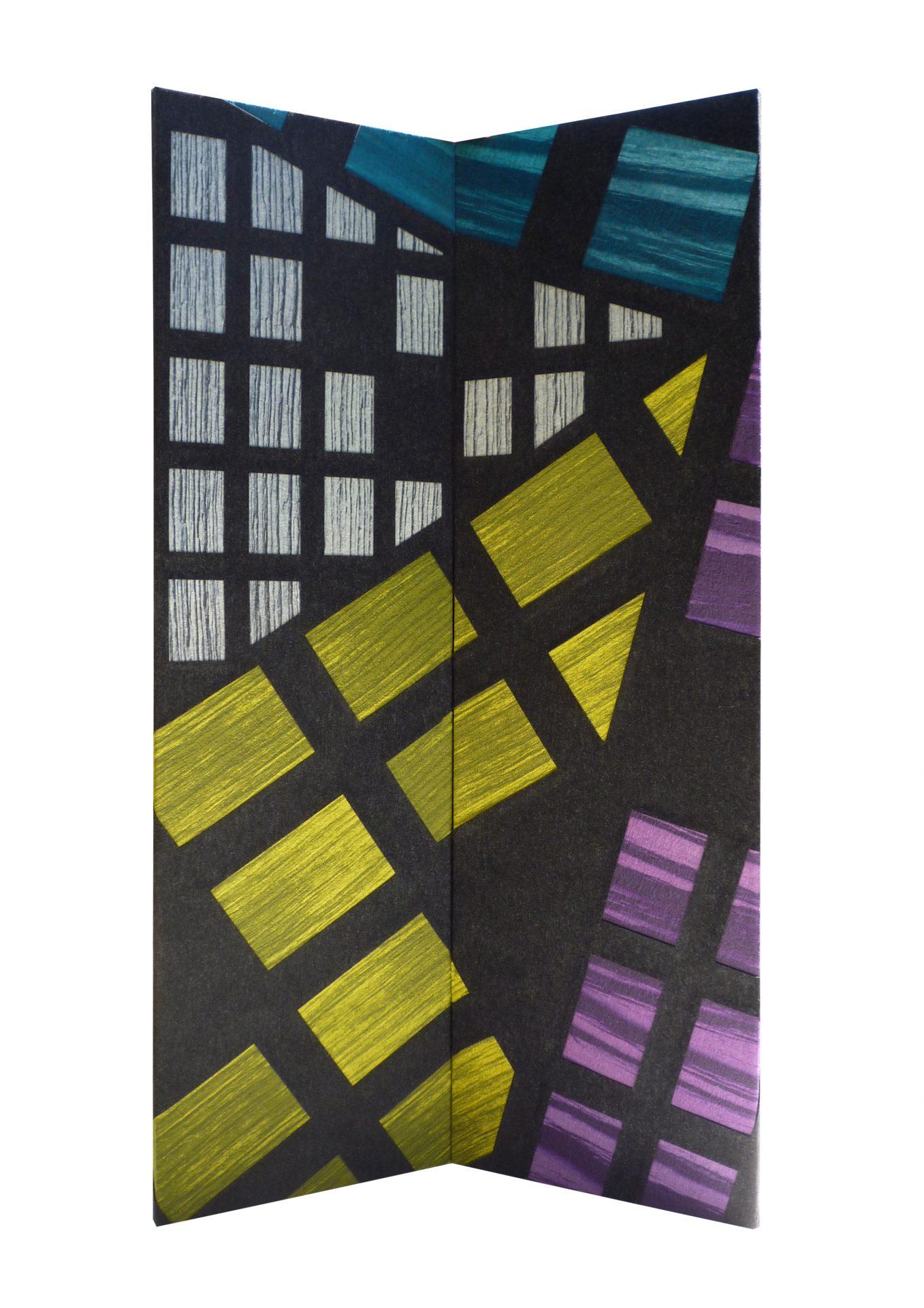 Metropolitan Gill Hewitt Studios Acoustic Textile Panel