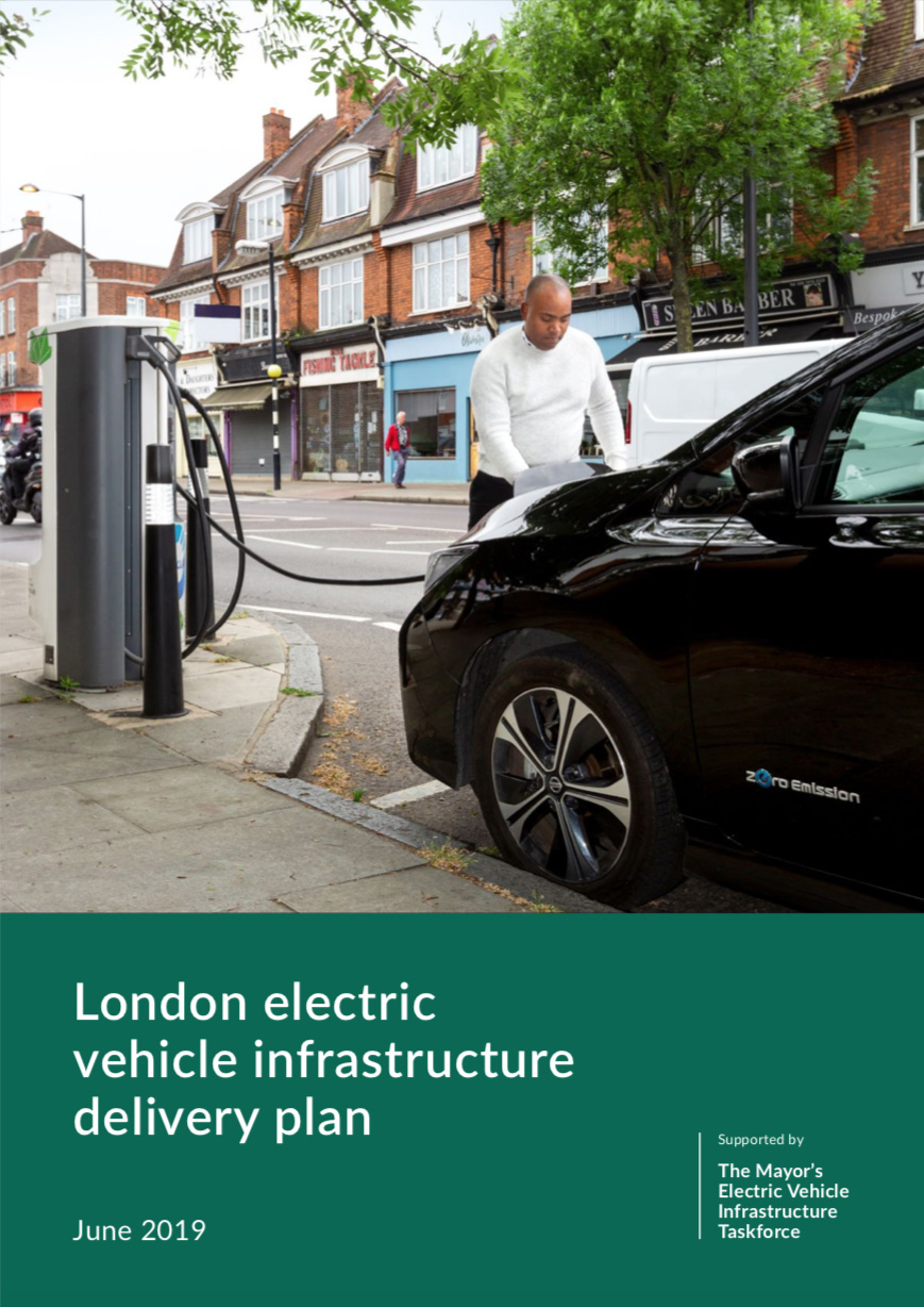 K:Port EV charging hub London mayor