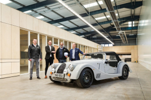 Morgan M-DEC R&D Engineering Design Centre