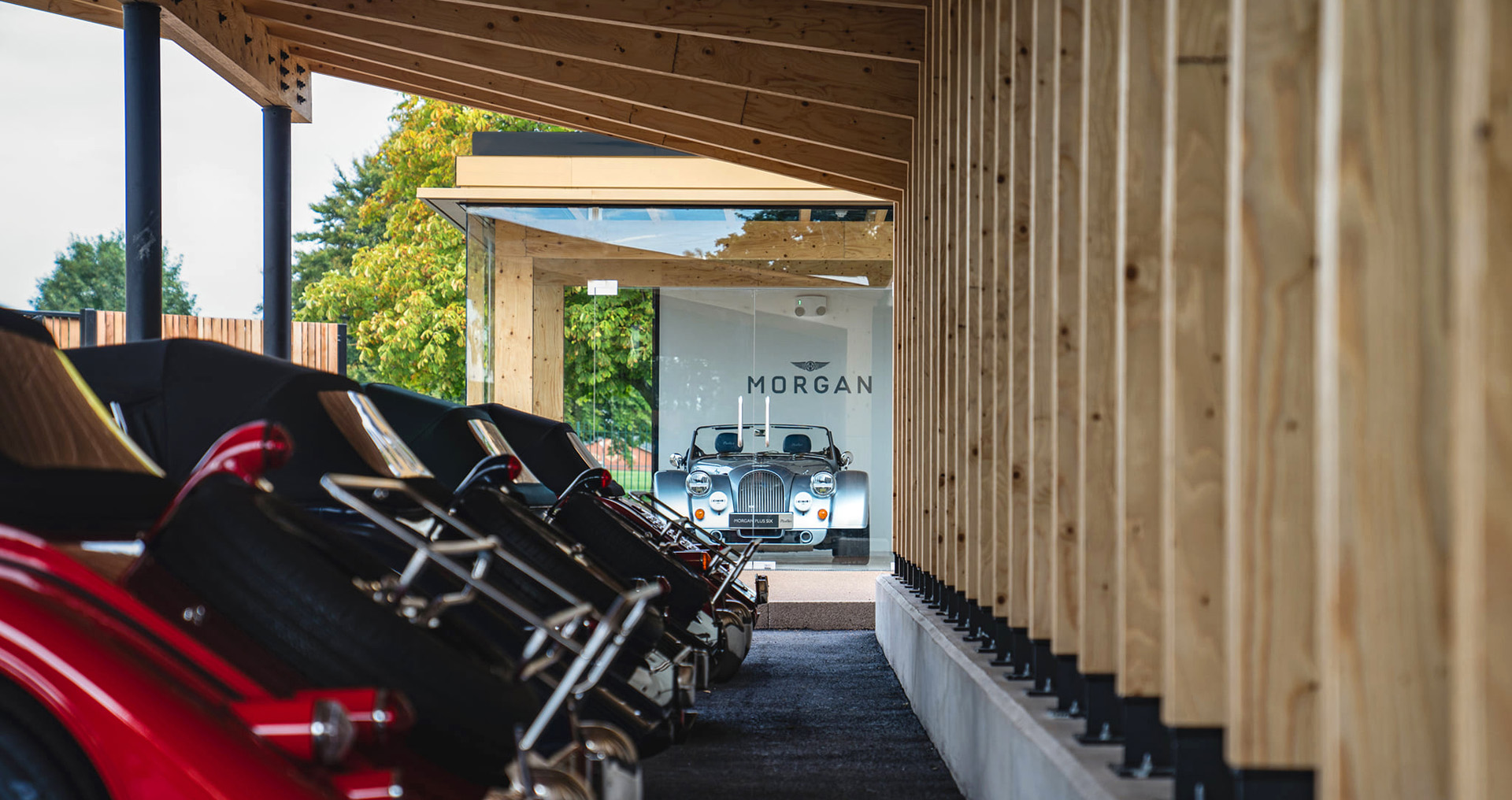 Morgan Experience Centre